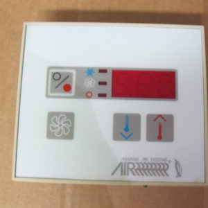 DOMETIC DISPLAY PANEL I/O WHITE