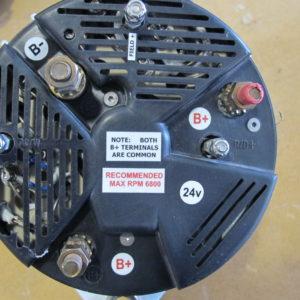 BALMAR 24 Volt DC Altenator 220 Amps