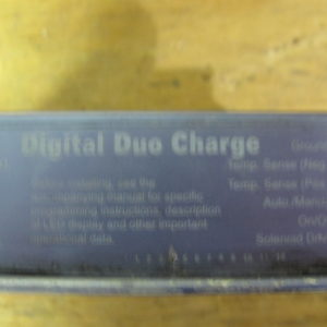 BALMAR Digital Duo 12/24 Volt Regulator